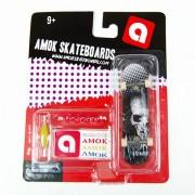 Amok Fingerboard Skull