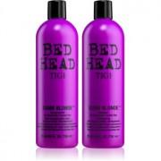 TIGI Bed Head Dumb Blonde coffret VII. (para cabelo pintado) para mulheres
