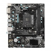Placa de baza MSI A320M-A PRO AMD AM4 mATX