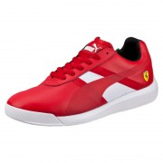 Puma Podio Tech Ferrari red