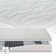 Cortassa Garda 800 Memory Classic Sfoderabile Silver Active 200cm 140cm
