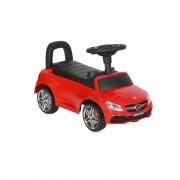 Masinuta fara pedale Mercedes Coupe muzica si sunete Red Lorelli