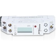 Wattmeter na din lištu s LCD GB103