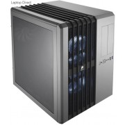 Corsair Carbide series air 540 Steel silver E-ATX PC Chassis with full-sized side window