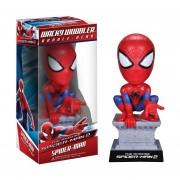 Spiderman Funko Spider Man Wacky Wobbler Marvel Vinyl-Multicolor