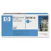 HP Toner HP Q7581A 6k cyan