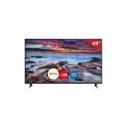 """Smart TV LED 49"""" TC-49FX600B Panasonic, 4K HDMI USB com Função Ultra Vivid e Wi-Fi Integrado"""