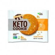 Lenny & Larry's Biscoito Keto com Sabor Manteiga de Amendoim Lenny & Larry 45 g