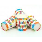Boldog Születésnapot pohár - 6 darabos