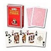 Modiano Texas Poker Jumbo - Red
