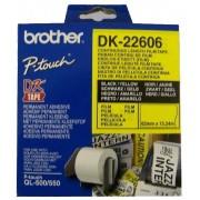 Brother Etykiety DK-22606