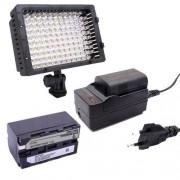 Filmowy zestaw oświetleniowy LED 24096