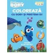 Disney In cautarea lui Dory - Coloreaza cu Dory si prietenii ei Jocuri si activitati