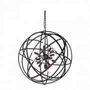 NEST Ceiling lamp - Black, ø 80