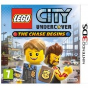 LEGO City: Undercover - The Chase Begins, за 3DS