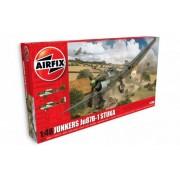 Airfix kit constructie avion junkers ju87b-1 stuka