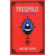 Persepolis. The Story of an Iranian Childhood, Hardback/Marjane Satrapi