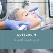 KÖsmetik KÖ-FACIAL Gesichtsbehandlung Hydra Facial