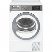 SMEG Dht83lit-1 Asciugatrice A Pompa Di Calore 8 Kg Classe A+++ Colore Bianco
