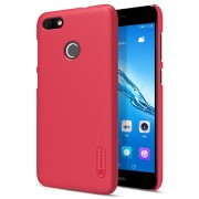 Huawei P9 Lite Mini, Y6 Pro (2017) Nillkin Super Frosted Cover - Rood