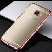 Husa Sunex Plating Samsung Galaxy A3 A320 (2017) Rose Gold
