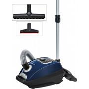 Bosch BGB75A440 Bodenstaubsauger mit Beutel blau