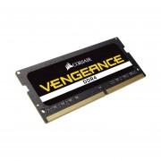 Memoria Ram DDR4 Sodimm Corsair Vengeance 2400MHz 8GB PC4-19200 CMSX8GX4M1A2400C16