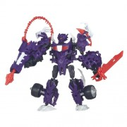 Transformers Construct-Bots Elite Class Shockwave Buildable Action Figure