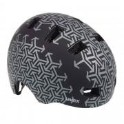 Uvex KID 3 CC Unisex - Fahrradhelm - schwarz grau
