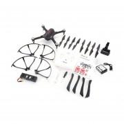 MJX Bugs 3 Brushless Teledirigido 2.4GHz 3D RC Quadcopter Voltea Con El Montaje De La Cámara Negro
