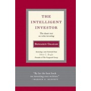 Intelligent Investor: The Classic Text on Value Investing, Hardcover