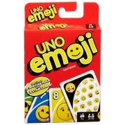 Mattel carti de joc Uno Emoji 7 ani+