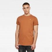 G-star RAW Hommes T-shirt Lash Orange