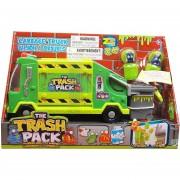 Trash Pack El Camión De Basura Trashies