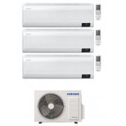 Samsung Windfree Elite Samsung Condizionatore Trial Split R-32 7000+7000+12000 Btu Inverter Wifi Aj052txj3kg A+++ New 2020