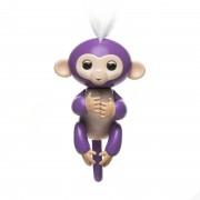 Happy Monkey Interactive Smart Toy - Purple