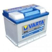 Varta Blue Dinamic 12V 60Ah 540A 560408 autó akkumulátor jobb+ (+AJÁNDÉK!)