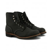 Red Wing Shoes Iron Ranger Boot Black Harness Leather