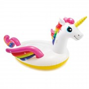Intex Materassino gonfiabile unicorno con maniglie