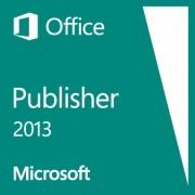 Microsoft Publisher 2013 Versión completa multilingüe