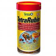 TetraRubin alimento en copos - 250 ml