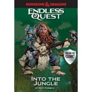Dungeons & Dragons: Into the Jungle: An Endless Quest Book, Paperback/Matt Forbeck