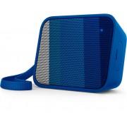 Philips Bluetooth безжична портативна колонка, цвят: син