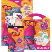 Giant Trolls Stickers Activity Set