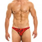 Modus Vivendi Fruits Low Cut Bikini Underwear Strawberry 08914
