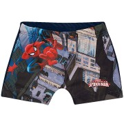 Shorts Infantil Masculino Tip Top Preto em - com Spiderman