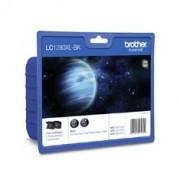 Tinteiro Brother LC1280XLBKBPPreto Alta C. J6510DW,J6710...