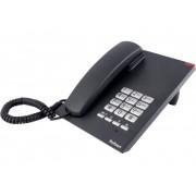Profoon TX-310 Vaste analoge telefoon Optisch belsignaal Zwart