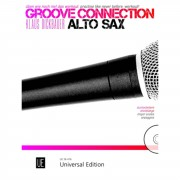 Universal Edition Groove Connection Alt Sax. Üben
