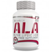 Biotech USA ALA alpha lipoic acid 50db